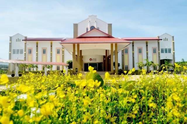 马来西亚苏丹伊德里斯教育大学办公楼