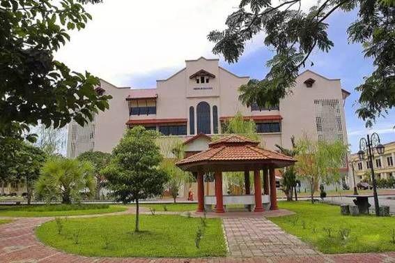 马来西亚苏丹伊德里斯教育大学体育馆